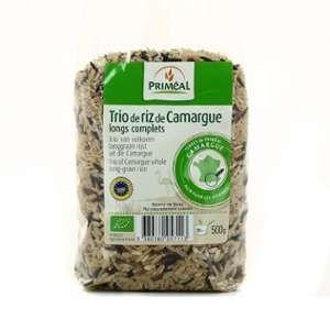 Priméal Trio de riz de Camargue 500g