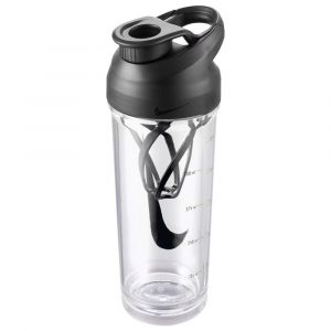 Nike Bouteilles -accessories Tr Hypercharge Shaker B Graphic 24oz - Clear / Black / Black - Taille One Size