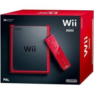 Nintendo Wii Mini + Télécommande Plus + Manette Nunchunk