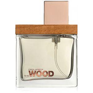 e6590f62dc1262 Dsquared2 She Wood - Eau de parfum pour femme