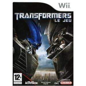 Transformers : Le Jeu [Wii]