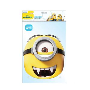 Masque adulte vampire Les Minions Gone Batty