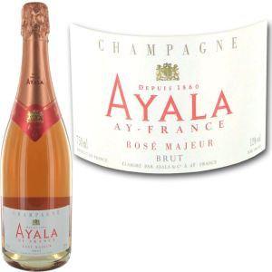 Ayala Champagne brut rosé majeur