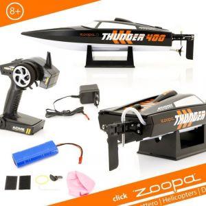 Acme Bateau Zoopa Thunder 400 télécommandé