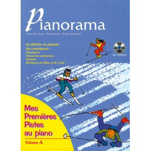 Hit diffusion Pianorama, Mes Premieres Pistes + Cd