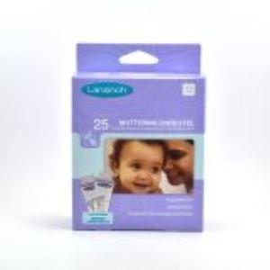 Lansinoh 99204 - 25 sachets de conservation du lait maternel