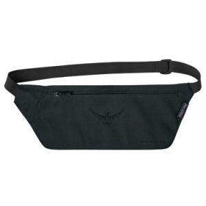 Osprey Stealth Waist Wallet - Pochettes objets de valeur taille One Size, noir