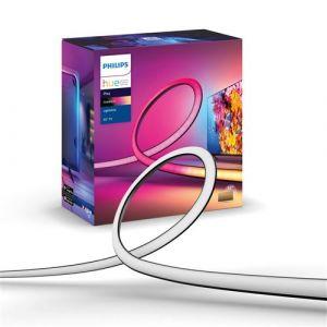 Image de Philips Bandeau LED Lightstrip Hue Play Gradient TV 55¨EU