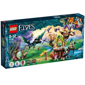 Lego 41196 - Elves : L'attaque de chauve-souris de l'arbre Elvenstar