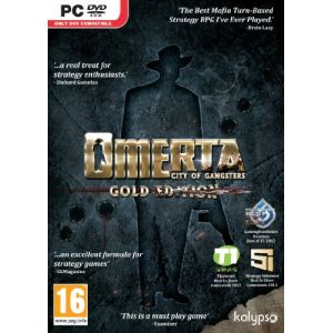 Omerta: City of Gangsters - Gold Edition [PC]