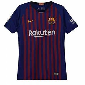 Nike Maillot de football 2018/19 FC Barcelona Stadium Home pour Enfant plus âgé - Bleu - Taille XL