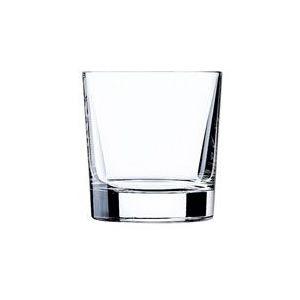 Cristal d'Arques 6 verres basse en diamax (30 cl)