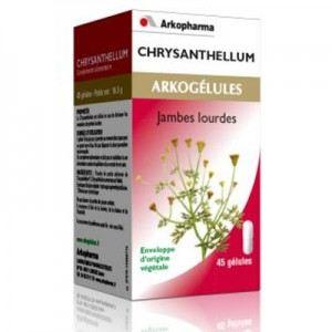 Arkopharma Arkogélules Chrysanthellum - Jambes lourdes
