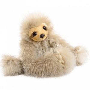 Histoire d'ours Peluche Paresseux - 25 cm