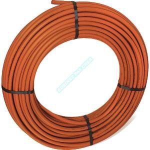 Comap Tube nu en couronne rouge PER BetaPEX-RETUBE diam 16 ep: 1,5 mm Lg: 120 m Réf B612001042