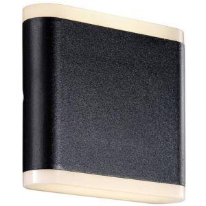 Nordlux Applique murale LED extérieure Akron 11 46961003 LED intégrée noir