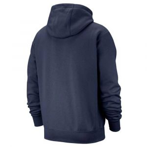 Nike Sweatà capuche Sportswear Club Fleece - Bleu - Taille S - Male