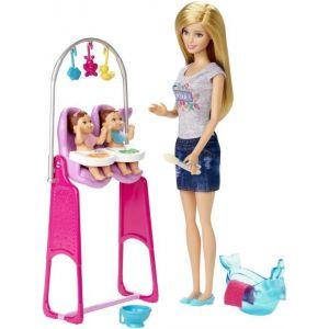 Mattel Barbie babysitter (CKJ22)