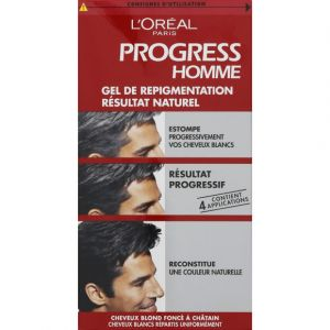 L'Oréal Progress Homme Gel de Repigmentation Naturelle