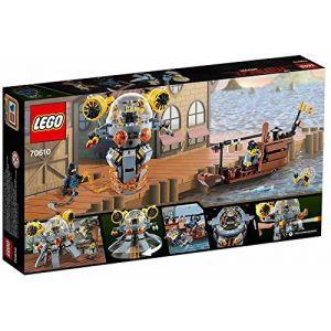 Lego 70610 - Ninjago : Le sous-marin Méduse