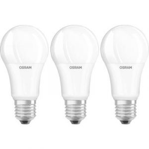 Osram 4058075819412 Ampoule LED Plastique 14,00 W E27 Blanc 3 pièces