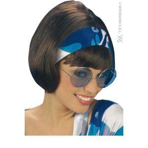 Widmann Perruque femme années 70 / 80 Disco Rock