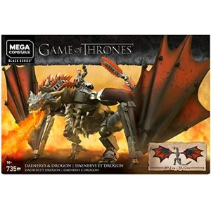 Mega Construx Games of Thrones - Daenerys et Drogon