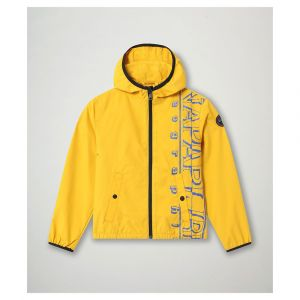 Napapijri Vestes Alu - Mango Yellow - Taille 10 Années