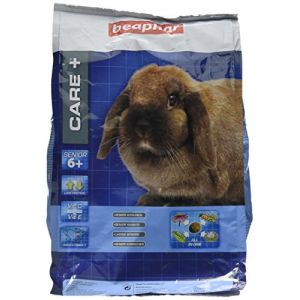 Beaphar Care Plus Lapin - Senior 6 + - Sac 1,5 kg