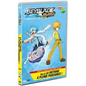 Beyblade Burst - Saison 2, Vol. 6 [DVD]