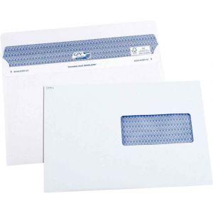 Gpv 5053 - Enveloppe Every Day 162x229, 90 g/m², coloris blanc - boîte de 100