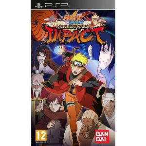 Naruto Shippuden : Ultimate Ninja Impact [PSP]