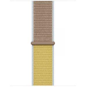 Apple Bracelet 40mm Boucle Sport poil de chameau