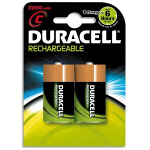 Duracell Accumulateur HR14 - Blister de 2
