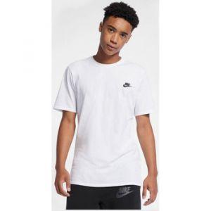 Nike Tee-shirt Sportswear Homme - Blanc - Taille XL - Male
