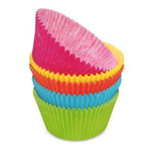 Scrapcooking 100 caissettes de présentation cupcakes en papier