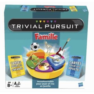 Hasbro Trivial Pursuit Famille : Version 2012