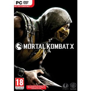 Mortal Kombat X [PC]