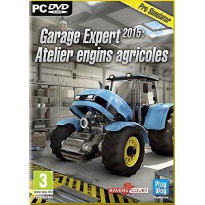 Garage Expert 2015 : atelier engins agricoles [PC]
