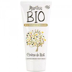 Marilou Bio Crème de nuit à l'huile d'argan (50 ml)