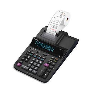 Casio DR-420RE - Calculatrice imprimante professionnelle 12 chiffres