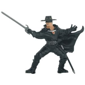 Papo Figurine Zorro collection