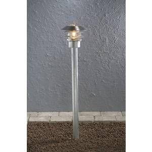 Konstsmide Lampe d'extérieur Ampoule à incandescence Modena 60 W argent