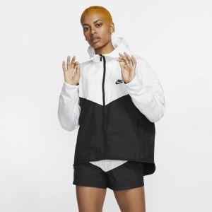 Nike Veste Sportswear Windrunner pour Femme - Blanc - Taille S - Female