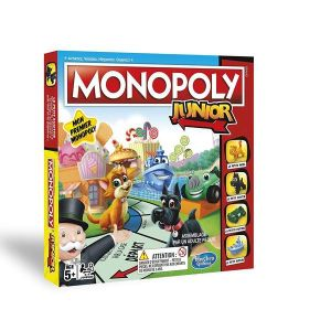 Image de Hasbro Gaming Monopoly Junior