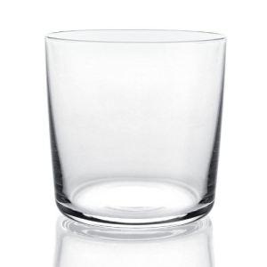 Alessi AJM29/41 - 4 verres à eau long drink Glass Family en verre cristallin