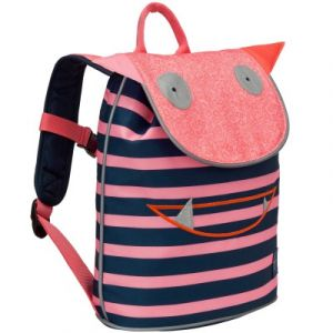 Image de Lässig Sac à dos bébé Duffle Little Monsters Mad Mabel corail