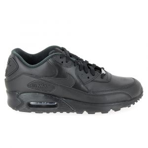 Nike Air Max 90 Leather chaussures noir T. 42,0