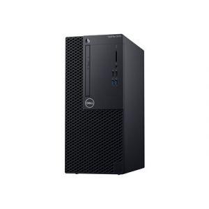 Dell Ordinateur de bureau OptiPlex 3000 3070 - Core i5 i5-9500 - 8 Go RAM - 1 To HDD - Tour - Noir - Windows 10 Pro