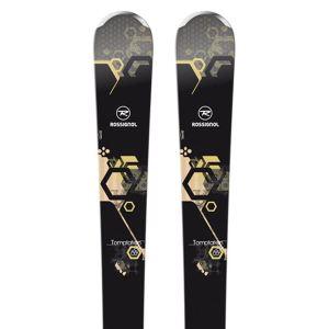 Rossignol Temptation 88 - Skis avec fixations Saphir 110